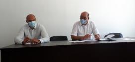 Глава Администрации Ногайского муниципального района Мурат Хапиштов провел рабочее совещание