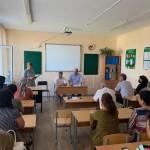 Встреча Главы Администрации Ногайского муниципального района с родителями выпускников по итогам ЕГЭ.