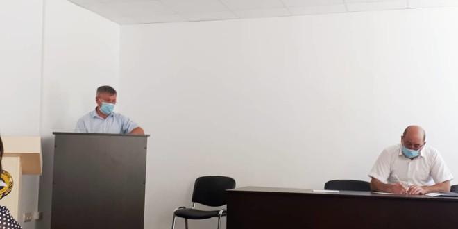 Заседание оперштаба района по противодействию распространения коронавирусной инфекции  на территории Ногайского района.