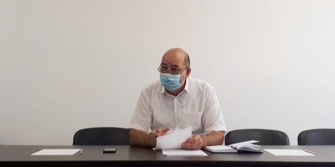 Эпидемическая обстановка по новой коронавирусной инфекции (COVID-19) в  районе.