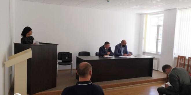Заседание межведомственной комиссии по вопросам мобилизации доходов в бюджет Ногайского муниципального района.