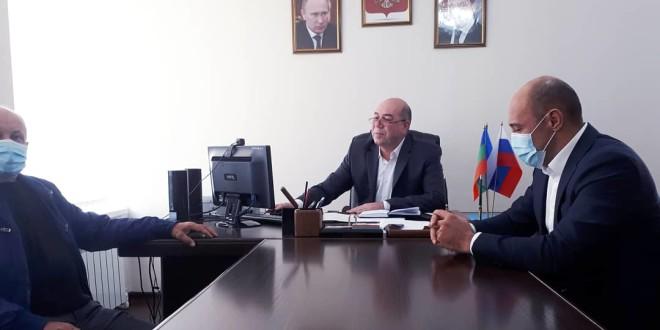 Глава Администрации провел совещание по вопросам водоснабжения.