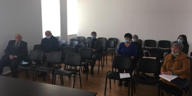 В администрации Ногайского района состоялось совещания по подготовке и проведению переписи населения в 2021году на территории муниципалитета.