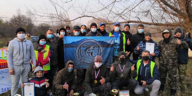 Чемпионат Ногайского муниципального района КЧР по рыболовному спорту, в дисциплине спиннинг с берега.