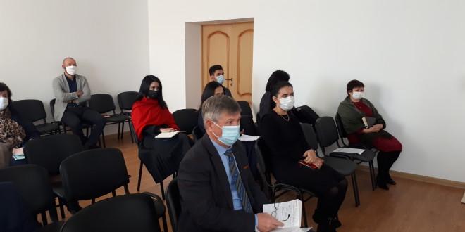 В администрации Ногайского муниципального района состоялась планерка под председательством Главы муниципалитета Мурата Хапиштова.