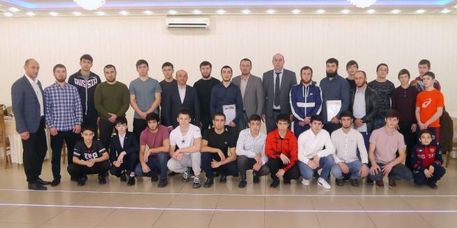 В Ногайском районе чествовали победителей и призеров Первенства СКФО и КЧР и  Чемпионата КЧР