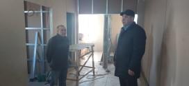 Мурат Хапиштов посетил ФАП х.Евсеевский.
