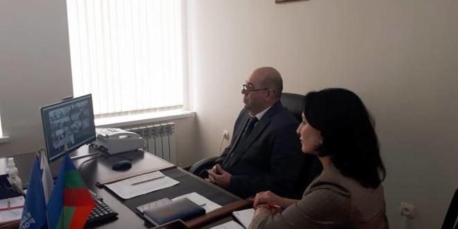 Глава администрации района Мурат Хапиштов принял участие в совещании под руководством директора Департамента государственной политики и управления в сфере общего образования Министерства просвещения.