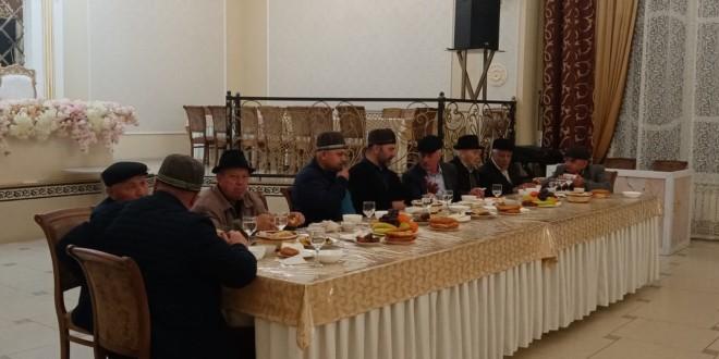 В Ногайском районе проведен коллективный Ифтар.