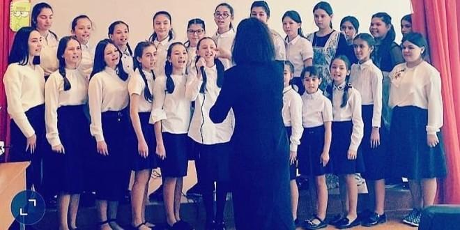 "Коллектив ""Лучик солнца"" МКОУ ""СОШ а. Эркен-Юрт"""