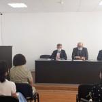 Рабочее совещание по вопросу подготовки к выборам в Государственную Думу Российской Федерации.