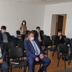 Сегодня в Администрации Ногайского района состоялось рабочее совещание.